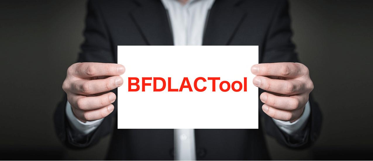 SSDの容量アップ!BFDLACToolを使ってBFDの拡張音源をロスレス圧縮しよう