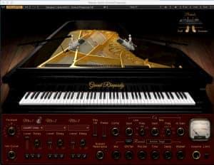 激安ピアノ音源Grand Rhapsody は買いか?