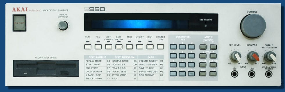 DTMerがもっておくべきビットクラッシャー[RX950]とは?