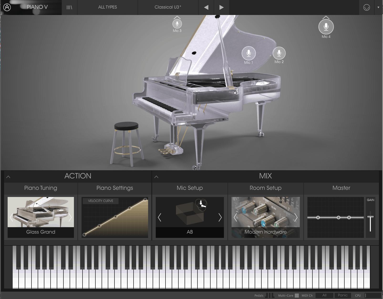究極の透明感!キラキラピアノサウンドはArturiaのPianoVに任せろ!