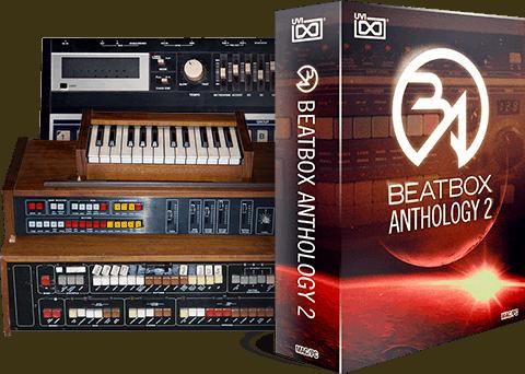 DTMerが求める究極のドラムマシン音源BEATBOX ANTHOLOGY2の魅力