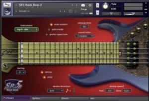 SR5 Rock Bass2レビュー ゴリゴリベース音源はこれで決まり!
