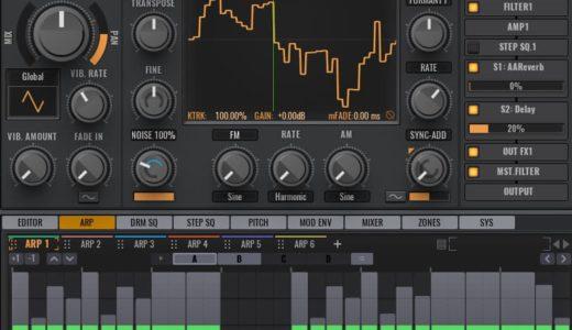EDM系の音楽を作るならAvengerとNEXUS3どっちが使いやすい?