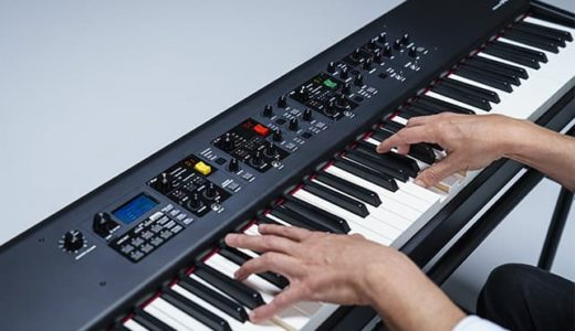 驚愕!ピアノがいきなり3倍上手くなる魔法のステージピアノCP88