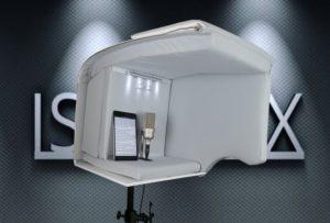 ISOVOX2使ってみた、簡易防音室としての値段や性能をチェック