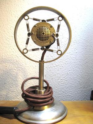ユニバーサル カーボンマイクロフォン(1932) 画像